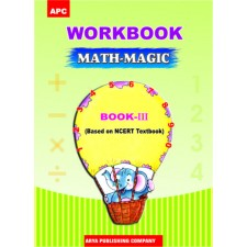 APC WORK BOOK MATHMAGIC-3