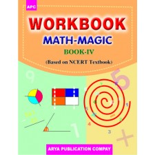 APC WORK BOOK MATHMAGIC-4
