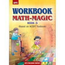 APC WORK BOOK MATHMAGIC-5
