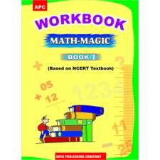 APC WORK BOOK MATHMAGIC-1