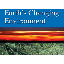 BRITANNICA EARTH'S CHANGING ENVIRONMENT