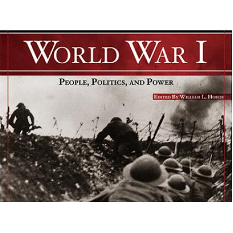 BRITANNICA WORLD WAR 1