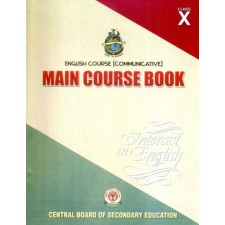 ENGLISH COMMUNICATIVE COURSE BOOK - CLASS 10