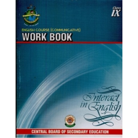 ENGLISH WORK BOOK - CLASS 9