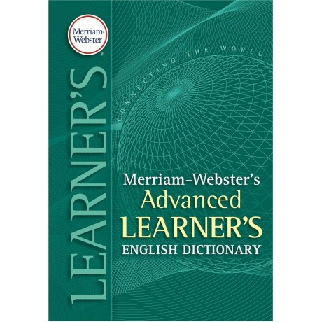 MERRIAM WEBSTER ADVANCED LEARNERS