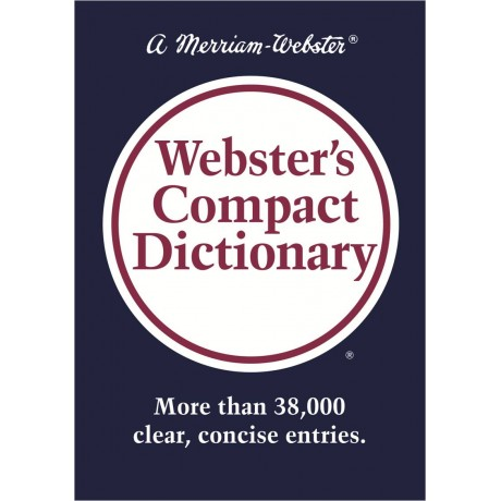 MERRIAM WEBSTER COMPACT DICTIONARY