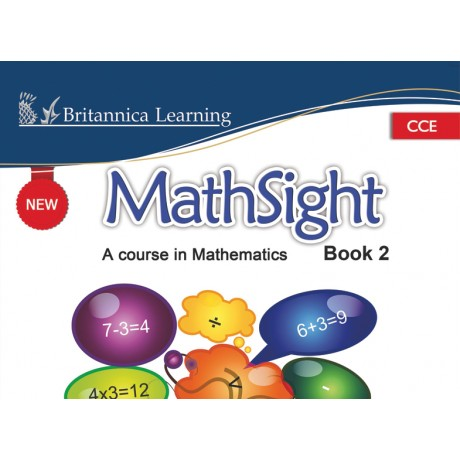 MATHS SIGHT BOOK 1