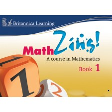 MATH ZING BOOK 1