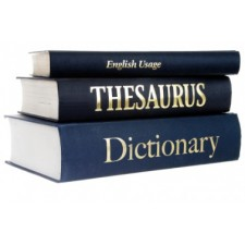 DICTIONARIES & THESAURUS