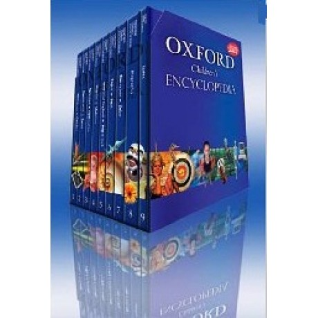 OXFORD CHILDREN'S ENCYCLOPAEDIA