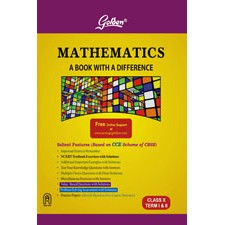 GOLDEN GUIDE MATHS TERM 1&2 CLASS 10