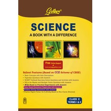 GOLDEN GUIDE SCIENCE TERM 1&2 CLASS 10