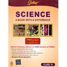 GOLDEN GUIDE SCIENCE CLASS 6