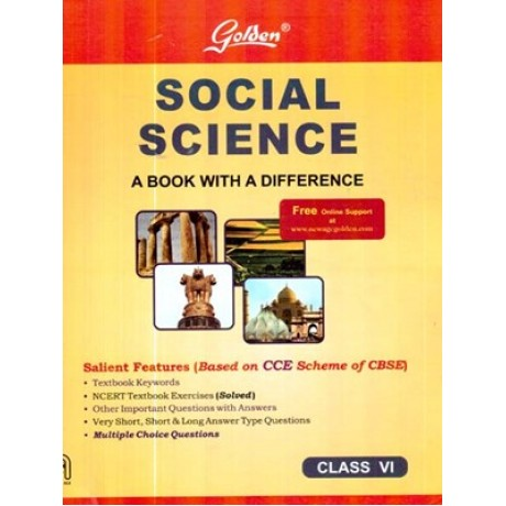 GOLDEN GUIDE SOCIAL SCIENCE CLASS 6