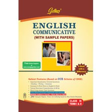 GOLDEN GUIDE ENGLISH TERM 1 & 2 CLASS 9