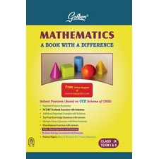 GOLDEN GUIDE MATHS TERM 1&2 CLASS 9