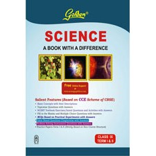 GOLDEN GUIDE SCIENCE TERM 1&2 CLASS 9