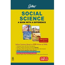 GOLDEN GUIDE SOCIAL SCIENCE TERM 1&2 CLASS 9