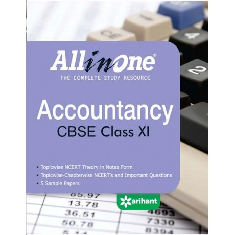 ARIHANT ALL IN ONE ACCOUNTANCY CLASS 11