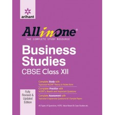 ARIHANT ALL IN ONE BUSINESS STUDIES CLASS 12