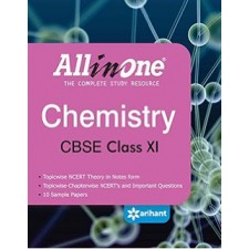 ARIHANT ALL IN ONE CHEMISTRY CLASS 11