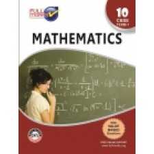 FULL MARKS GUIDE MATHS CLASS 10 TERM 1 & 2