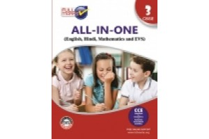 FULL MARKS ALL IN ONE (English, Maths, Hindi & EVS) CLASS 3