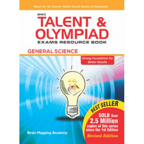 BMA TALENT & OLYMPIAD EXAMS RESOURCE BOOK SCIENCE CLASS 8 (REV. EDITION 2015)