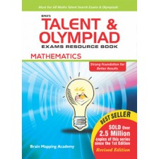 BMA TALENT & OLYMPIAD EXAMS RESOURCE BOOK MATHS CLASS 7 (REV. EDITION 2015)