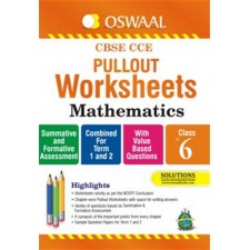 OSWAAL-PULLOUT WORKSHEETS MATHS CLASS 6