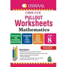 OSWAAL-PULLOUT WORKSHEETS MATHS CLASS 8