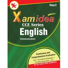 XAM IDEA ENGLISH CLASS 10