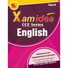 XAM IDEA ENGLISH TERM 2 CLASS 9