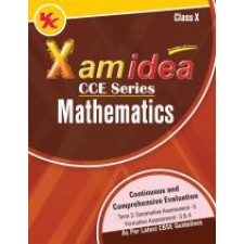 XAM IDEA MATHS TERM 2 CLASS 10