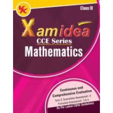 XAM IDEA MATHS TERM 2 CLASS 9