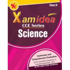 XAM IDEA SCIENCE TERM 2 CLASS 9
