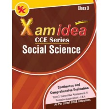 XAM IDEA SOCIAL SCIENCE TERM 2 CLASS 10