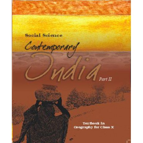 CONTEMPORARY INDIA II - GEOGRAPHY