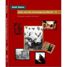 INDIA AND CONTEMPORARY WORLD II - HISTORY