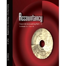 ACCOUNTANCY -FINANCIAL ACCOUNTING PART II