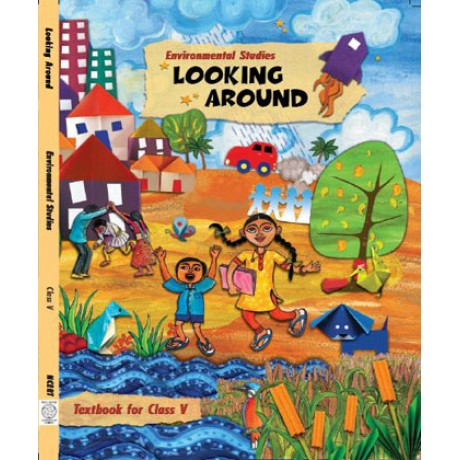 LOOKING AROUND (EVS) BOOK 3 FOR CLASS 5