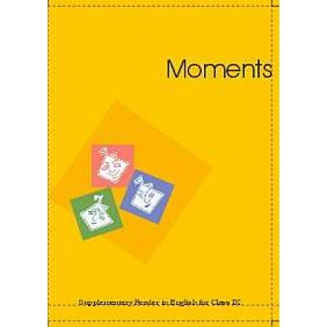 MOMENTS - ENGLISH SUPPL COURSE B