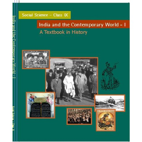 INDIA AND CONTEMPORARY WORLD I - HISTORY