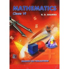 RD SHARMA MATHEMATICS - 6