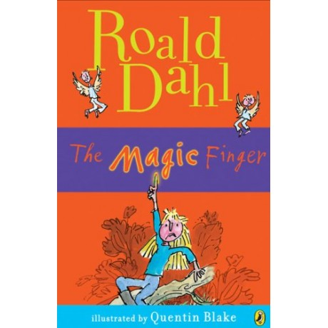 The  Magic Finger-Roald Dahl